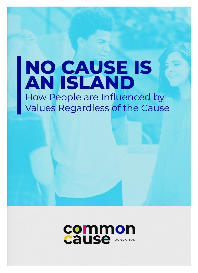 no cause is an island resource2